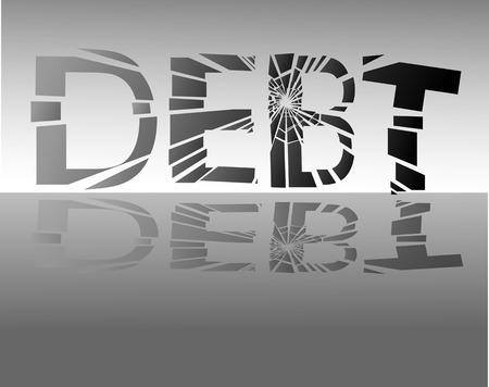 빚: destroy debt