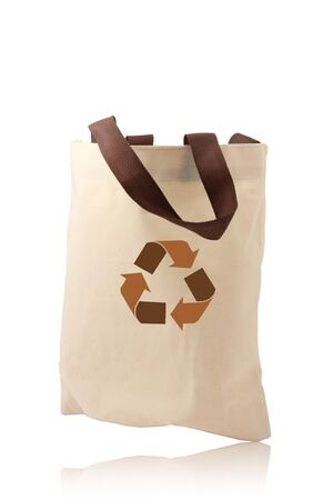 bag recycle Stock Photo