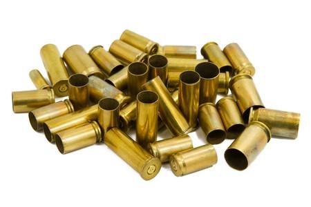 gun bullets photo