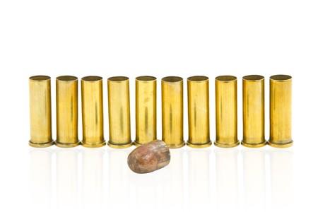 gun bullets Stock Photo - 7935004