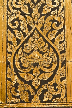 Thai old patterns Stock Photo - 7935154