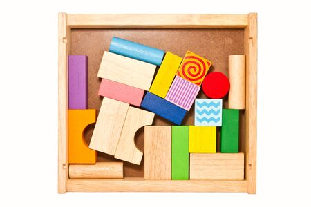 toy wood Stock Photo - 7935231