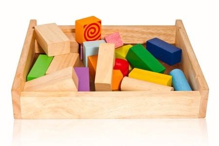 toy wood photo