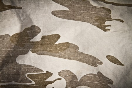 concealment: camouflage pattern trousers