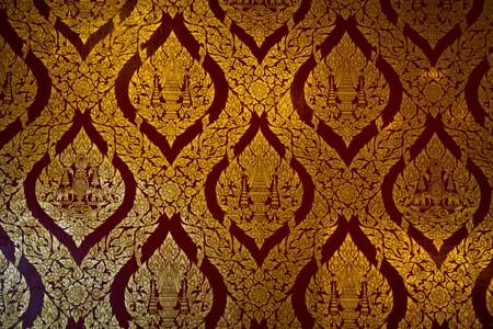 thai patterns photo