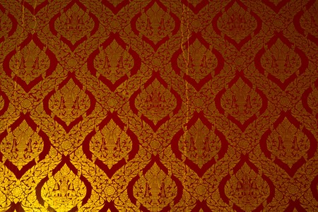 thai patterns Stock Photo - 8152037