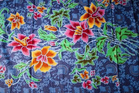 flower fabric photo