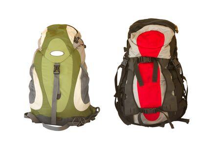 Backpack travel photo