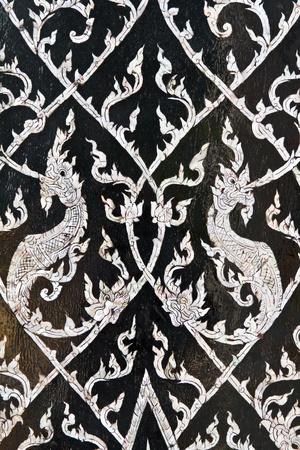 Thai patterns Stock Photo - 8568898