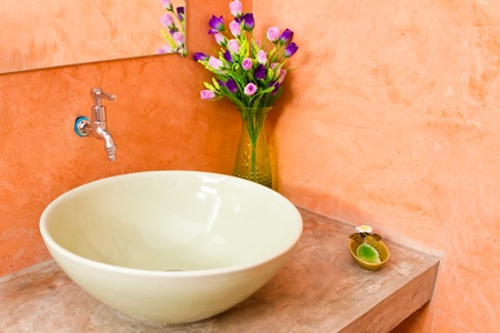 Basin  Stock Photo - 8568825