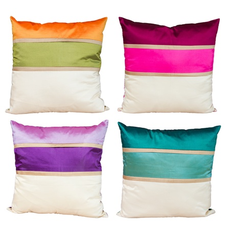 red pillows: Collection pillow