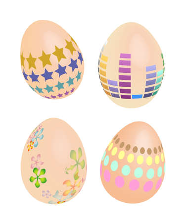 Easter egg color Stock Vector - 9098073