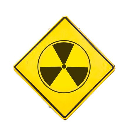 Sign radiation Stock Photo - 9098093