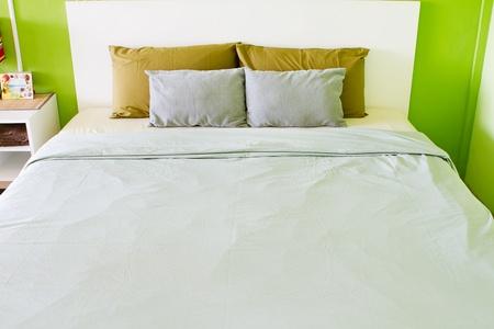 relent: Verde di camera da letto