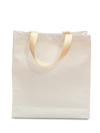fabric bag: Cotton brown bag