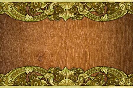 Pattern old wood background  photo