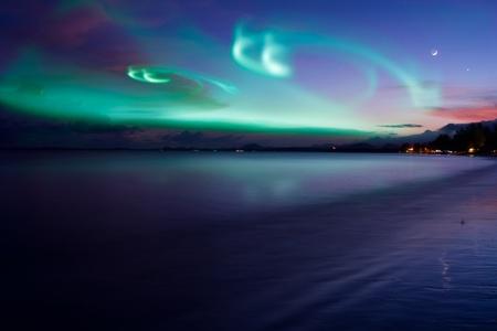 alaska: Aurora