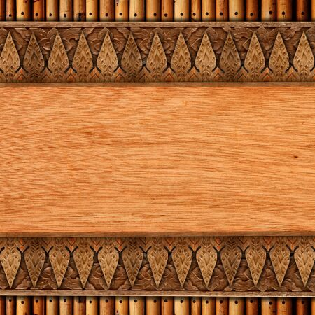 Pattern old wood background  photo