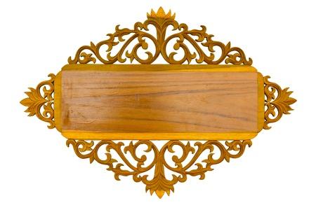 wood board pattern thai  Stock Photo - 12680728