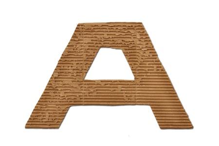 cardboard, a  photo