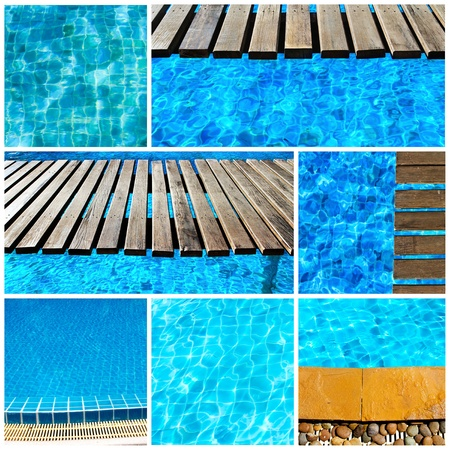 Collection Swimming pool  photo
