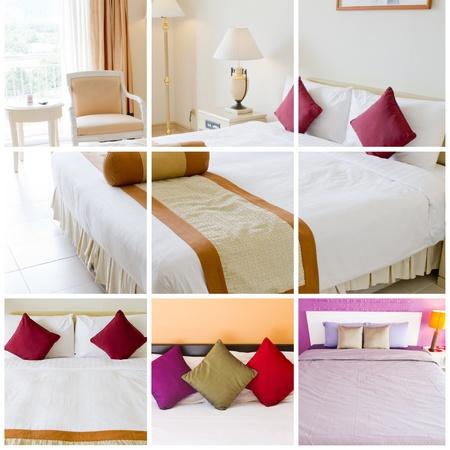 컬렉션의 침실 에디토리얼