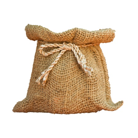 jute: Bags and sacks