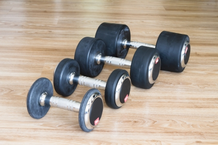 The dumbbell  photo