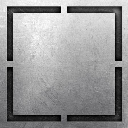 rejas de hierro: Fondo de metal