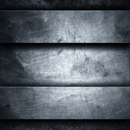 construction material: Metal background