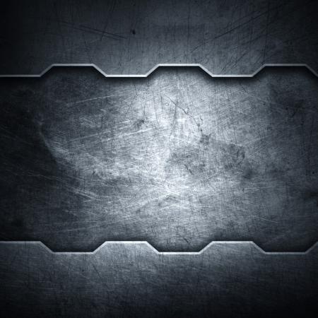 テクスチャー: 金属の背景