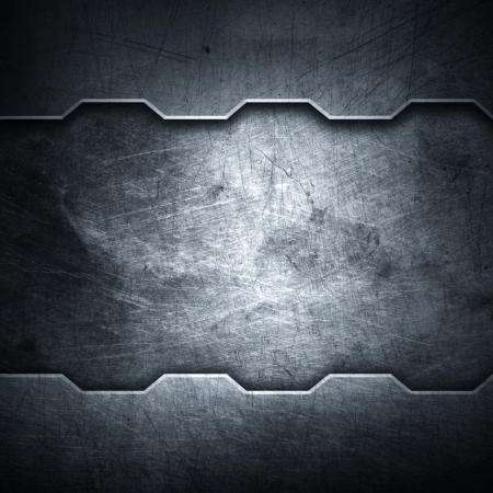 metal textures: metal background