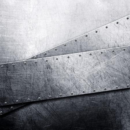 metallic background: metal background