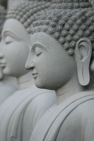 sculpture buddha photo