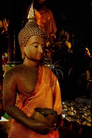 sculpture buddha photo