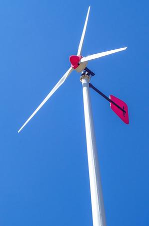 converter: wind energy converter Stock Photo