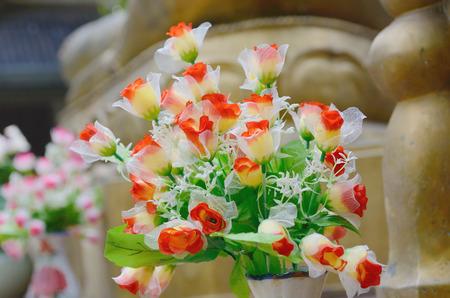 artificial flower plant photo