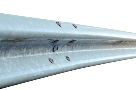 sturdy: Guard rail made from Zinc