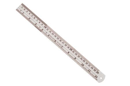 centimetre: Steel ruler
