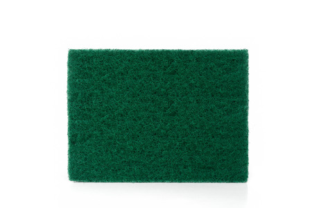 scouring: scrubber pad