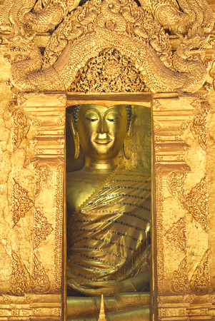no name: Art decorated in temple pavilion. Created with money donated by people to hire artist.They are public domain or treasure of Buddhism,no restrict in copy or use,no name of artist appear.