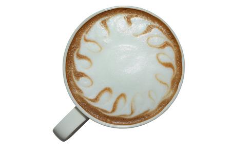 cappaccino: Cup of cappuccino Stock Photo