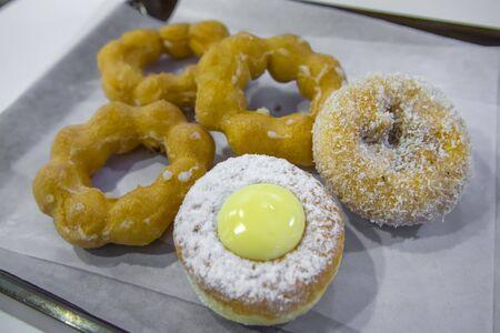 fresh baked: Fresh baked donut