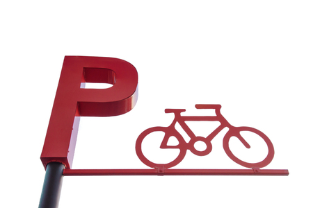 parking sign: Bicycle Parking Sign