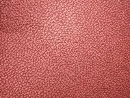 maroon leather: Leather Carmine color Stock Photo