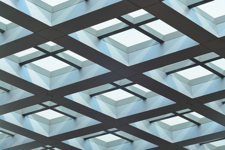 skylights: skylight roof and ceiling decorated modern design
