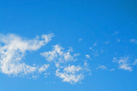cloudscapes: Blue sky and beautiful cloud as background