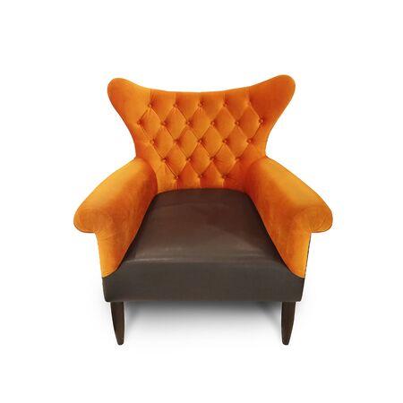 luxurious: Luxurious armchair Stock Photo