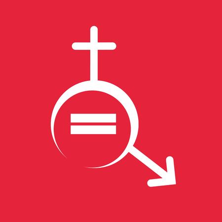 Sexe concept égalité
