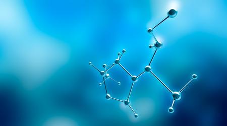 Molécule, Atome, Banque d'images - 40301202